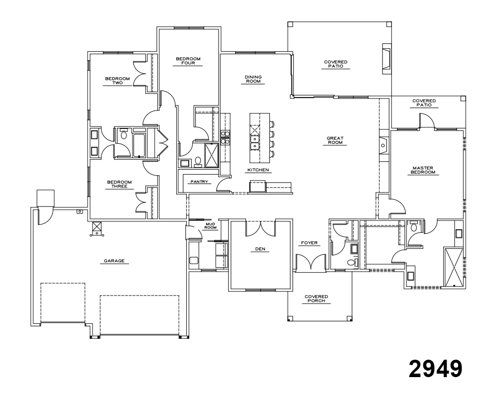 2949 Main Floorplan
