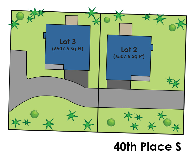 40th-place-s-Tukwila-plat-map