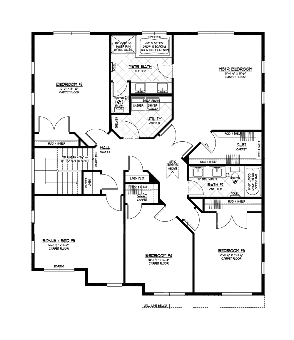100 Multi Generational Floor Plans This House Is