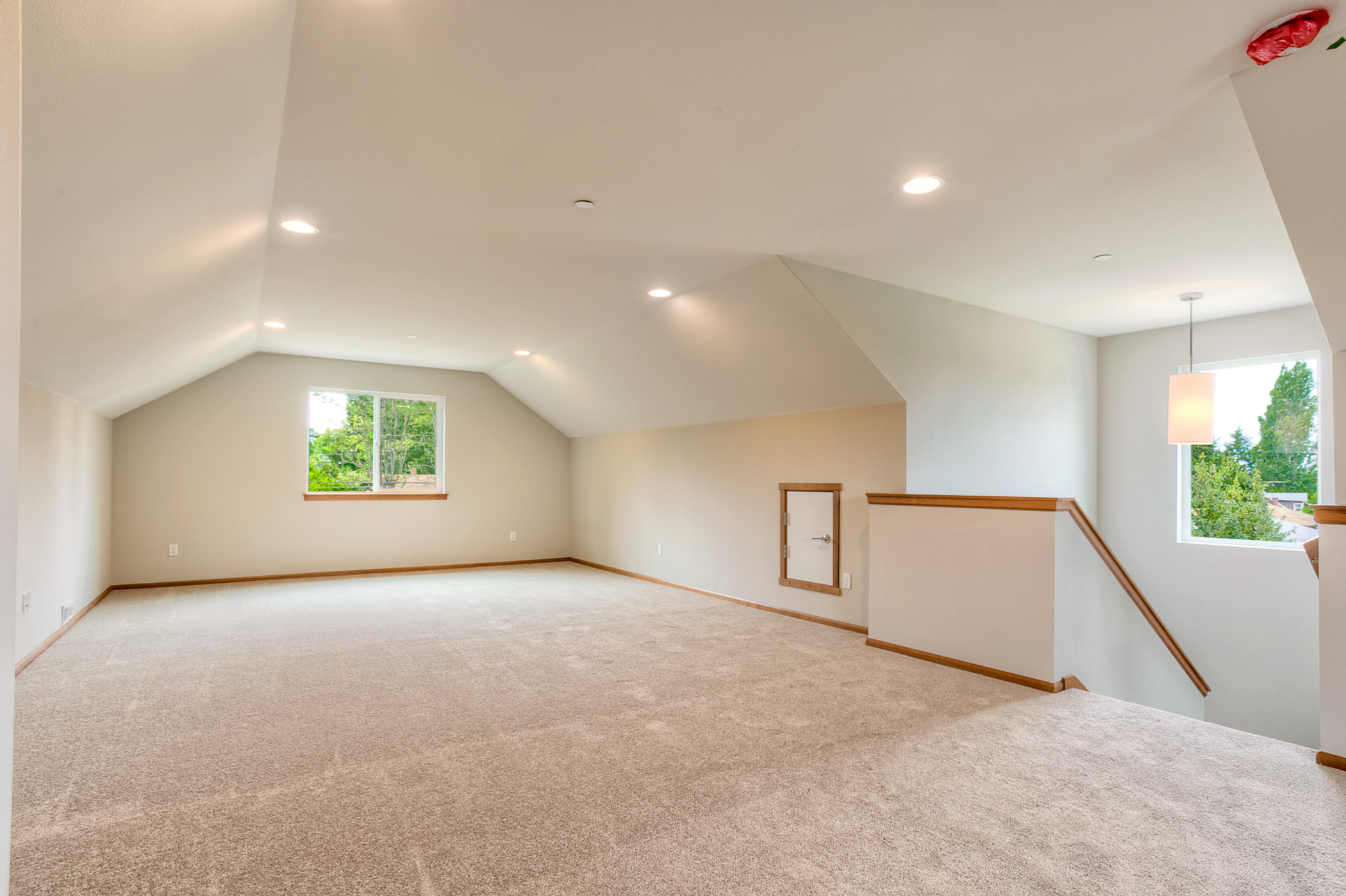 Upper Floor Bonus Room