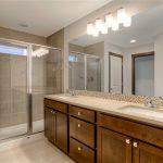 Dual Vanities and Shower