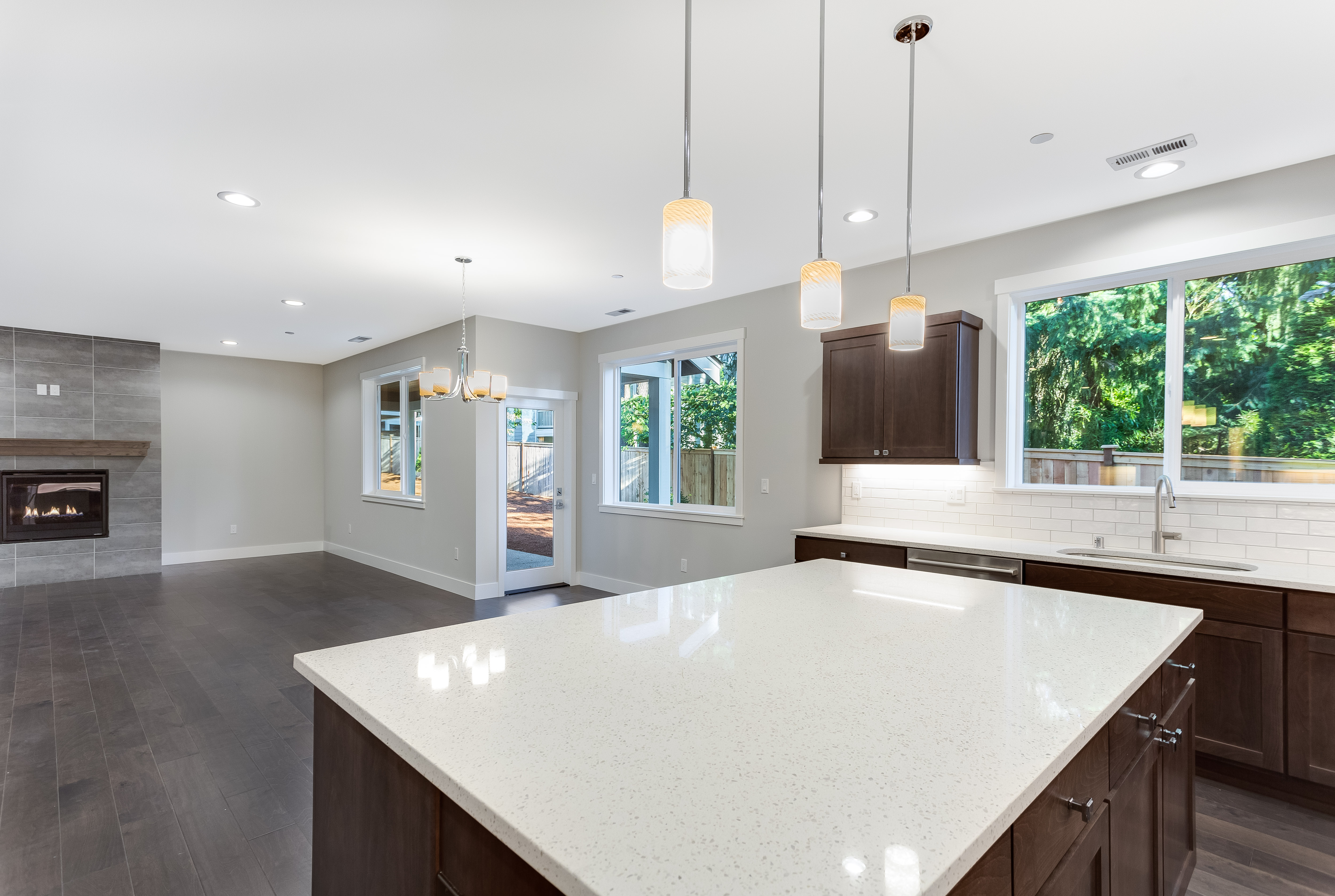 Kitchen Gallery – Sapphire Homes NW