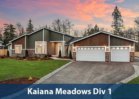 Kaiana Meadows Div 1