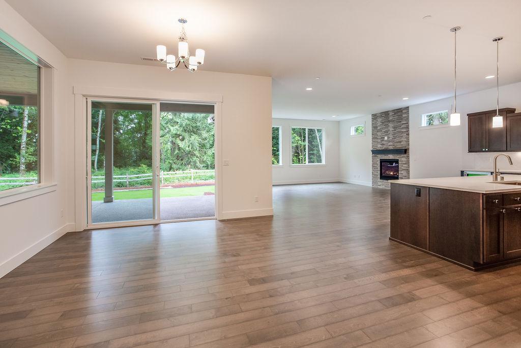 Expansive, Open Concept Main Living Area