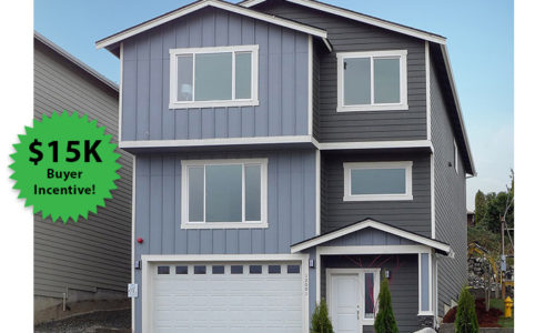 Boulevard Heights Lot 18 Buyer Incentive