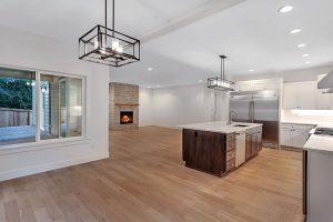 SE 42nd Court Lot 10 Living Kitchen