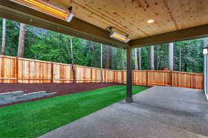 SE 42nd Court Lot 10 covered patio