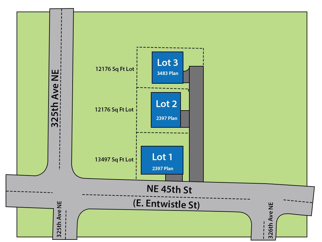 carnation site plan