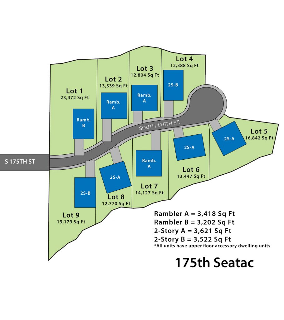 175th Site Plan