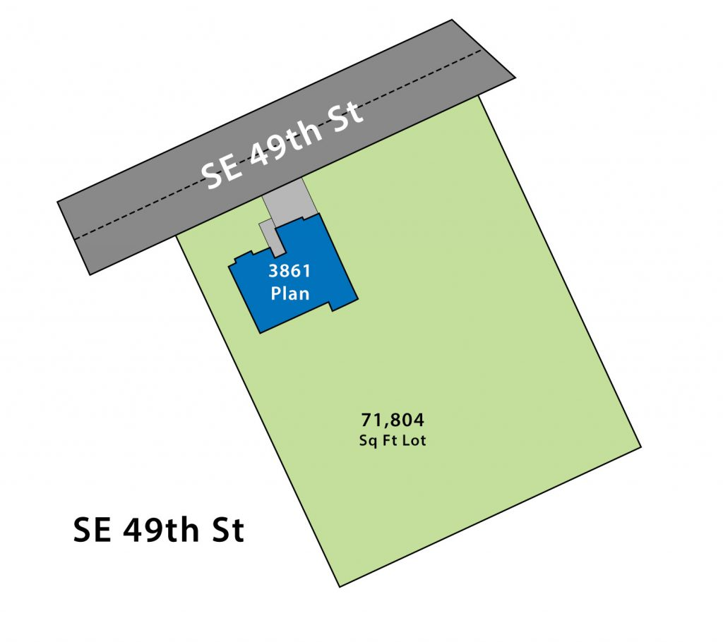 49th site plan