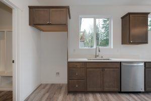 Lot 4 Kitchen with no fridge