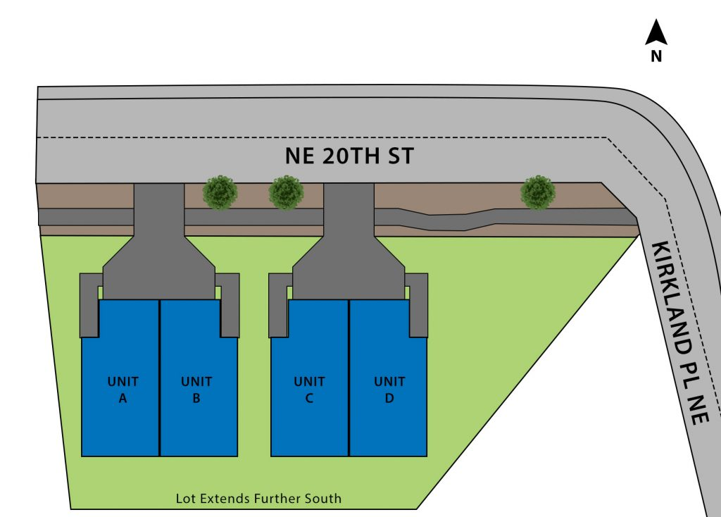 site plan ne 20th