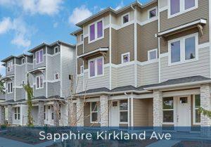 Sapphire Kirkland Ave Button