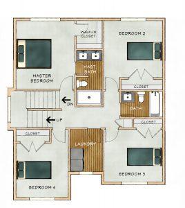 second floor web